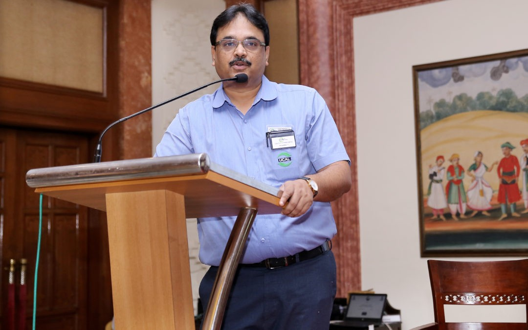 Footprints Event-5th Edition – Presentation 1: Mr.T.Jaisankar – General Manager, UCAL Fuel Systems Ltd, Chennai