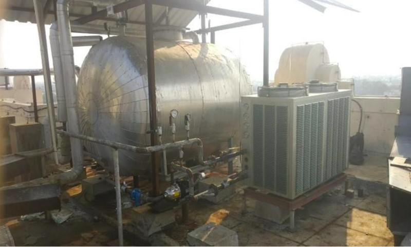 Heat Pump Over LPG Boiler For Hot Water In Hotels – A Case Study of a 4 Star Hotel